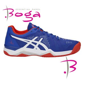 Zapatillas Gel Bela 6 SG Blue White