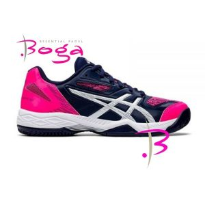 zapatillas asics mujer exclusive 5 sg peacoat