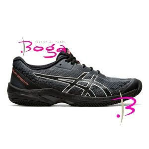 zapatillas asics speed court edicion limitada black sunrise